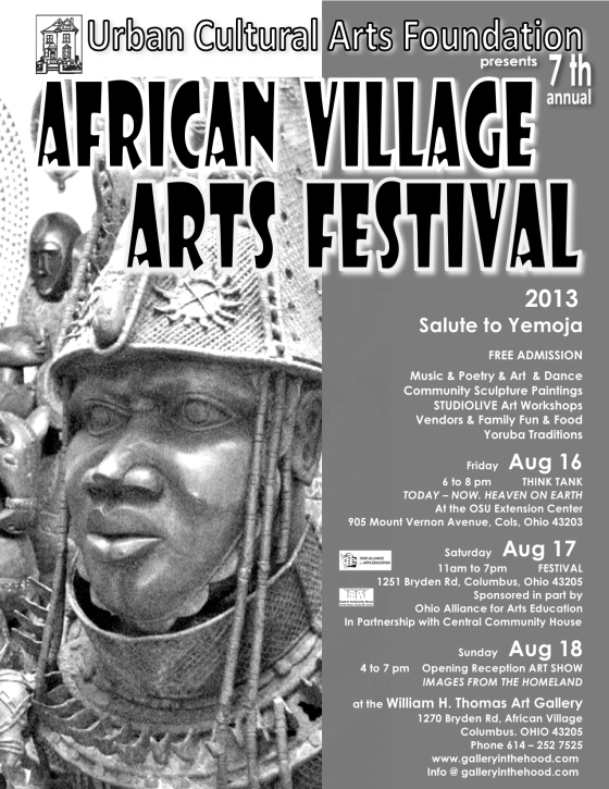 African Village Arts Festival