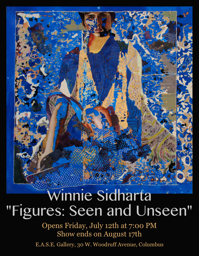 "Member Exhibition: ""Figures Seen and Unseen"""